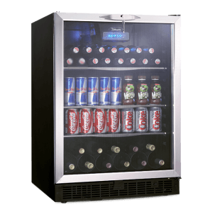 single zone beverage center