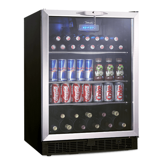 single zone beverage center
